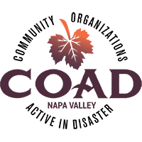COAD logo (Community Organizations Active in Disaster)